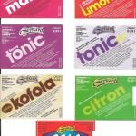 Sodovkové etikety