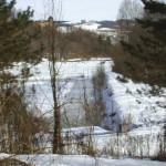 Zde jsou foceny pivovarské rybníky jsou 4, 3 větší a jeden menší.