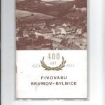 Brožura vydaná k 440. výročí