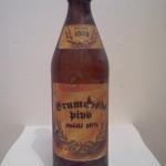 Láhev s originálním pivem: 31:7:1994