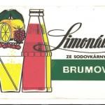 Limonádová cedulka